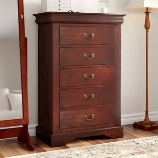 Mease 5 Drawer Chest by Alcott Hill