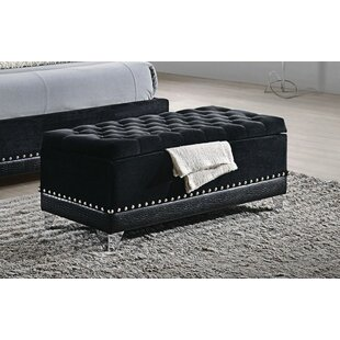 Rosdorf Park Lembo Upholstered Storage Be..
