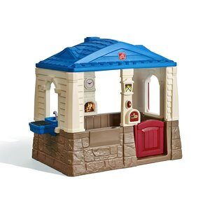 Neat and Tidy Cottage 4.25' x 2.92' Playhouse by Step2