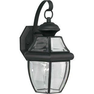 Charlton Home Derry 1-Light Outdoor Wall Lantern