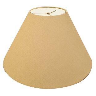 Coolie 12 Linen Empire Lamp Shade