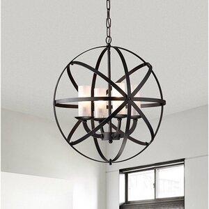 Newark 4-Light Globe Pendant