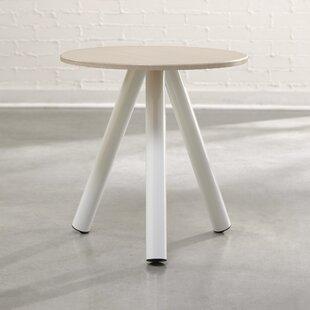 Yarborough Soft Modern End Table