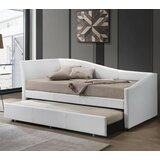 Wealdstone Twin Daybed with Trundle by Brayden Studio®