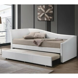 Wealdstone Twin Daybed with Trundle by Brayden Studio SKU:CA247355 Information