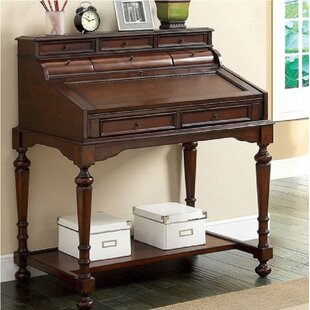Brockman Secretary Desk by DarHome Co Today Sale Only