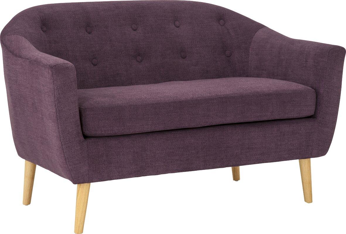 Riley Ave. Andie 2 Seater Sofa & Reviews | Wayfair.co.uk