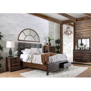 Devia Storage Platform Bed by Gracie Oaks Savings