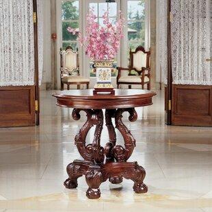 Design Toscano Grande Del Corridoio Accent Table