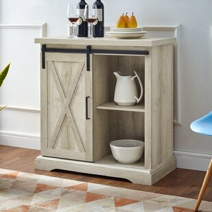 Stotfold Rustic Farmhouse Server by Gracie Oaks