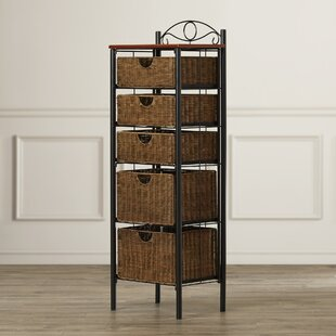 Durdham Park 5 Drawer Storage Chest By Rebrilliant