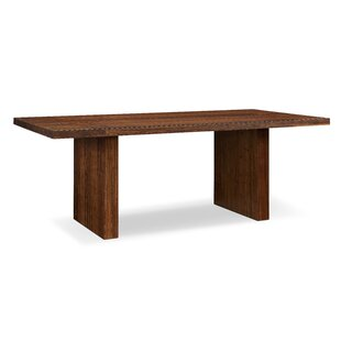 Aurora Solid Wood Dining Table Greenington