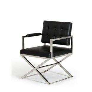 Millen Upholstered Dining Chair by Orren Ellis Discount