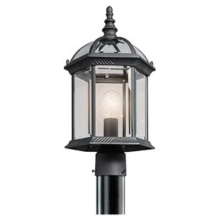Compare prices Adams Outdoor 1-Light LED Lantern Head By Alcott Hill