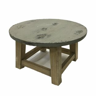 Josefina Wooden Chat Table