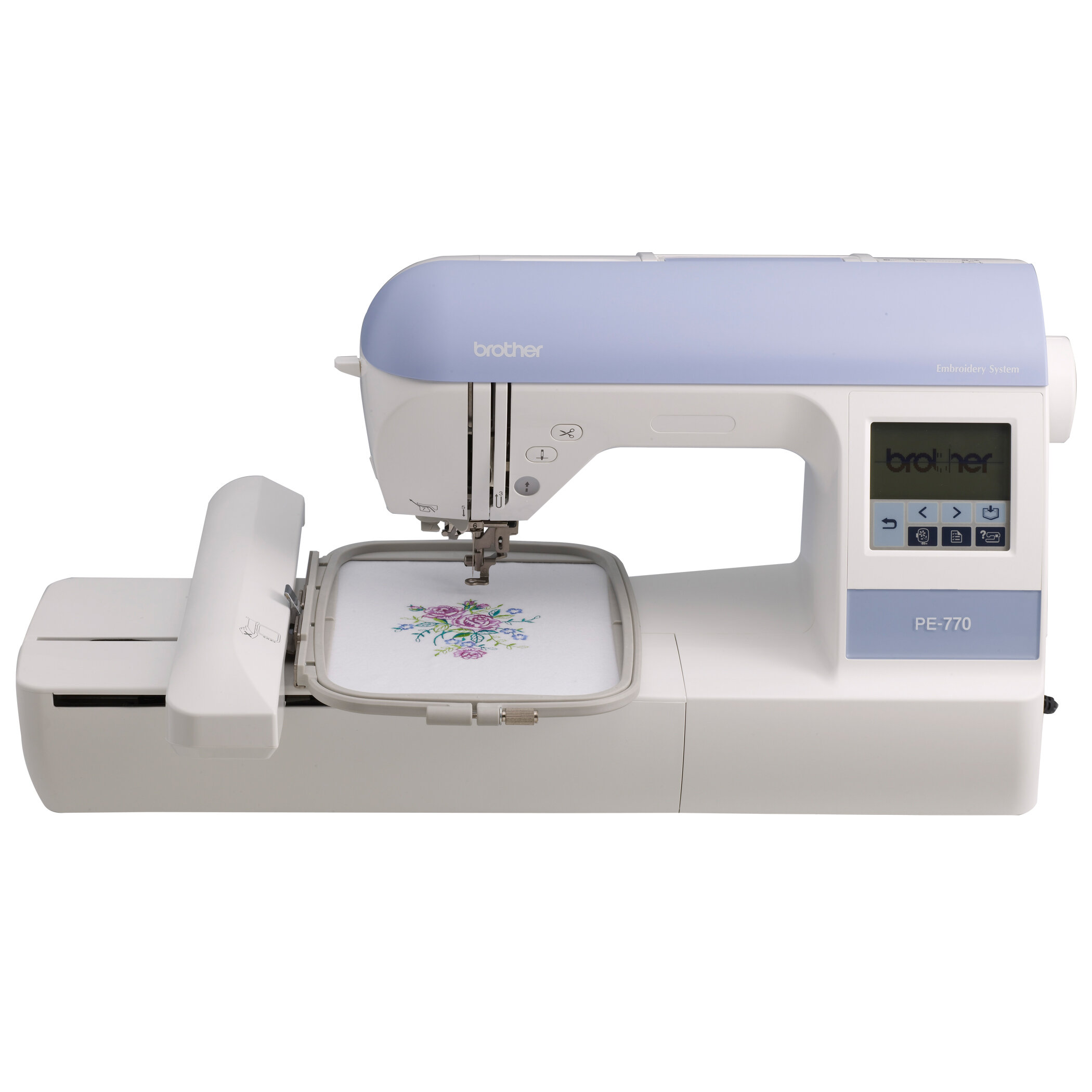 Brother Sewing Usb Port Embroidery Machine Reviews Wayfair