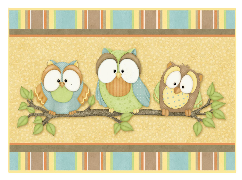 Harriet Bee Bascomb Owl Striped Bath Rug Wayfair