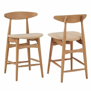 Purchase Kole 23 Bar Stool (Set of 2) by Langley Street Reviews (2019) & Buyer's Guide