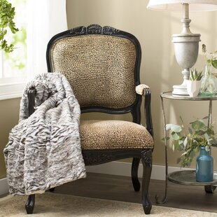 Bonniton Armchair by World Menagerie Herry Up