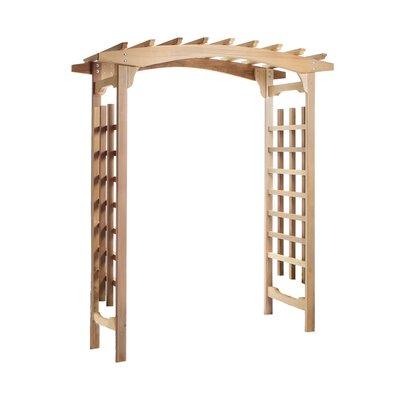 Pagoda Wood Arbor All Things Cedar