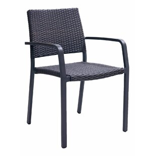 Stacking Patio Dining Chair by Florida Seating Wonderful