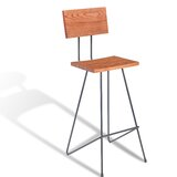 Victoria Solid Wood Bar Stool by sohoConcept