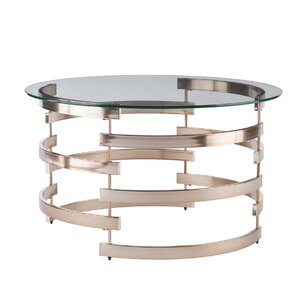 Modern Glass Coffee Tables AllModern