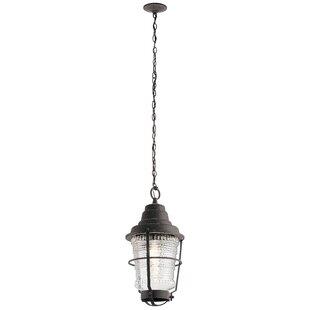 Getz 1-Light Outdoor Hanging Lantern