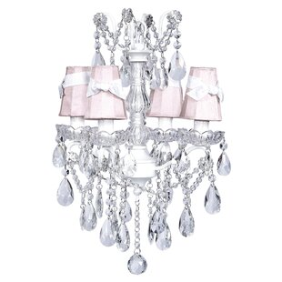 Jubilee Collection Center 4-Light Shaded Chandelier