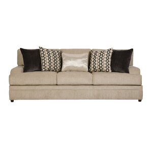Simmons Upholstery Palmetto Sofa by Latitude..