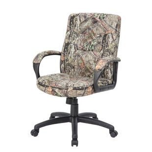 Mossy Executive Chair by Mossy Oak Herry Up