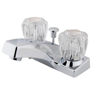 Kingston Brass Columbia Centerset Bathroom F..