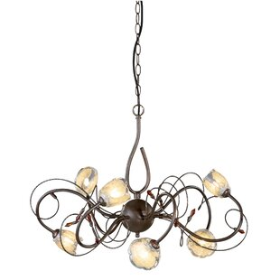 Hathcock 6-Light Novelty Chandelier by Ebern Designs