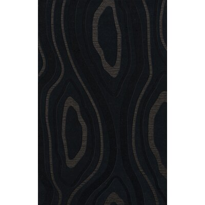 Ireland Wool Pepper Area Rug Corrigan Studio Size