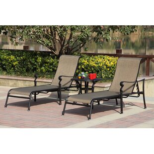 Bagwell 3 Piece Conversation Set