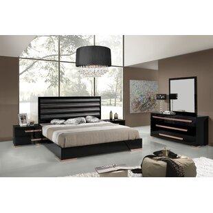 Ayaan Platform 5 Piece Bedroom Set