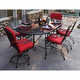 Vaillancourt 7 Piece Dining Set