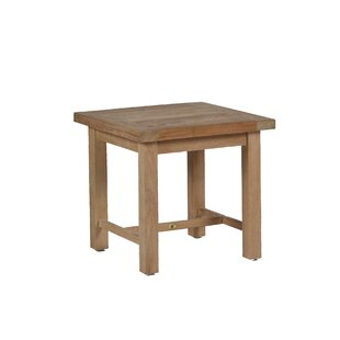 Club Teak Side Table