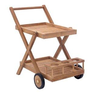 Loon Peak Morison Trolley Bar Cart
