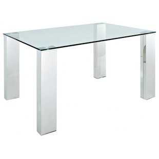 Rectangle Glass Pub Table by C2A Designs