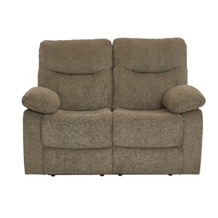 Shop Rollison Reclining Loveseat by Charlton Home