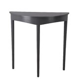 Reinhardt 28 Solid Wood Console Table by Ivy Bronx