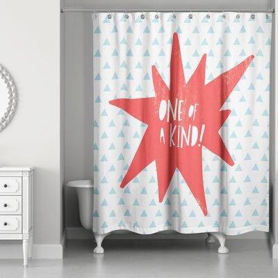 Kory One Of A Kind Shower Curtain