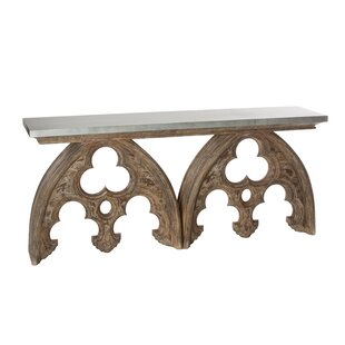 Aidan Gray Arched Cathedral Console Table