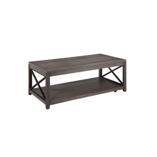 Online Reviews Fleshman Coffee Table by Gracie Oaks Reviews (2019) & Buyer's Guide