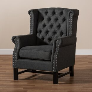 Read Reviews Encline Wingback Chair by Alcott Hill Reviews (2019) & Buyer's Guide