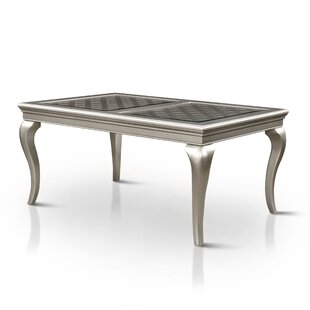 Lane Extendable Dining Table by House of Hampton