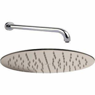 AGM Home Store Round Swivel Inox Rain Shower Head