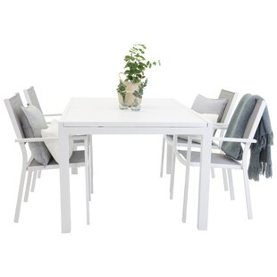 Anvi 4 Seater Dining Set By Sol 72 Outdoor