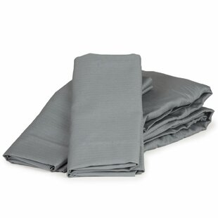 Herringbone Solid 100% Cotton Sheet Set